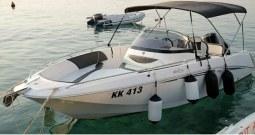 Galia 630 Open+Mercury 150 KS