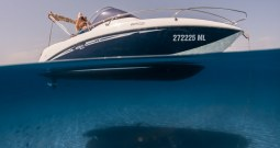 Galia 630 Sundeck blue + Yamaha 150 HP